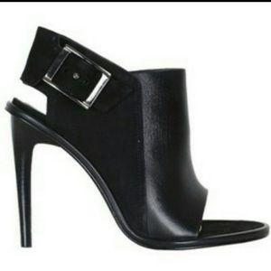 Tibi black heels size 6.5